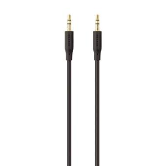 BELKIN Audio kabel 3,5mm-3,5mm jack Gold, 1 m