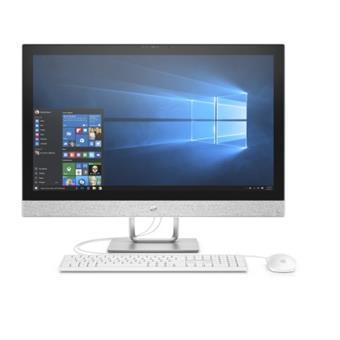 HP 27-r011nc AiO FHD i5-7400T/8GB/1TB+128SSD/ATI/DVD/2RServis/W10