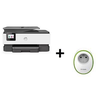 HP Officejet 8023 + chytrá zásuvka DLINK
