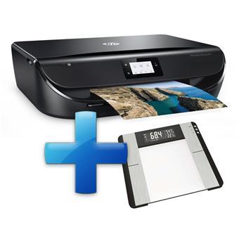 HP DeskJet IA 5075 All-in-One Printer + DÁREK Inteligentní osobní váha