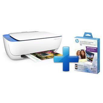 HP Deskjet IA 3635 + samol. fotopapír HP 25ks 10x13 ZDARMA
