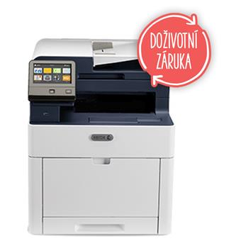 Xerox WC 6515DN, bar. multifunkce, A4