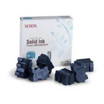 Xerox Genuine Solid Ink pro Phaser 8860 Cyan (6 STICKS)