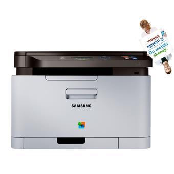 Samsung SL-C467W 18/4 ppm USB NFC