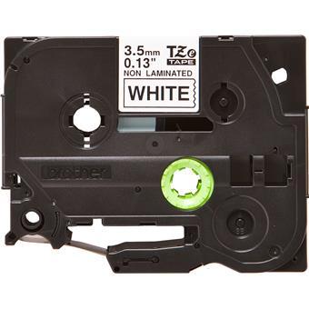 TZE-N201, bílá / černá (3,5mm, 8m, nelaminovaná)
