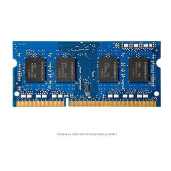 Paměť HP 1 GB x32 144 kolíků (800 MHz) DDR3 SODIMM