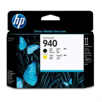 HP 940 černá a žlutá tisková hlava, C4900A