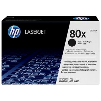 HP 80X - černý Contract Toner, CF280XC