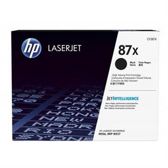 HP 87X - černý Contract Toner, CF287XC