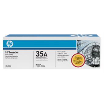 HP tisková kazeta černá, CB435A