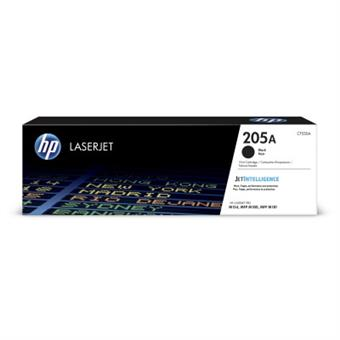 HP 205A Black Original LJ Toner Cartridge, CF530A