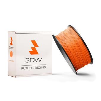 3DW - ABS filament 1,75mm oranžová, 1kg, tisk 220-250°C