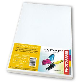 Fotopapír 50 listů,260g/m2,glossy,Ink Jet