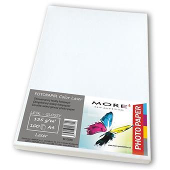 Hlazený Color Laser 100 listů,135g/m2, oboustranný