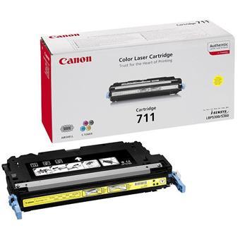CANON TONER CRG-711Y for LBP5300