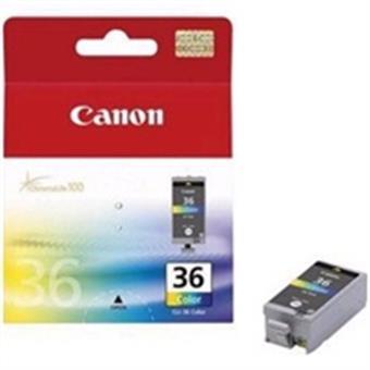 Canon CLI-36, barevná inkoustová kazeta