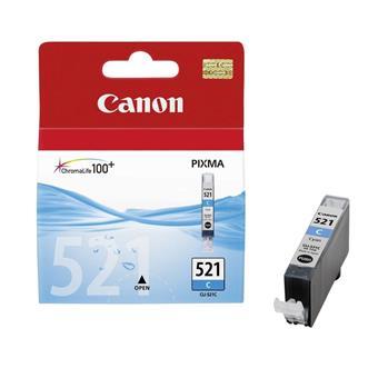 Canon CLI-521C, azurový