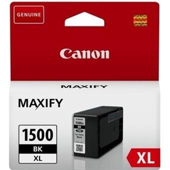 Canon PGI-1500XL BK, černý