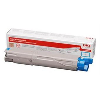 Cyan toner do C3520/C3530 /MC350/MC360 2,5K