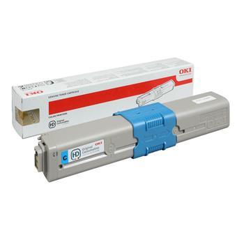 Cyan toner do C510/511/530/531/MC561/562