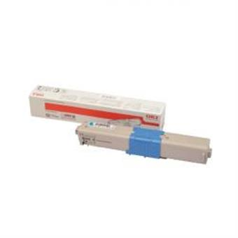 OKI toner azurový do C332/MC363 (1 500 stránek)