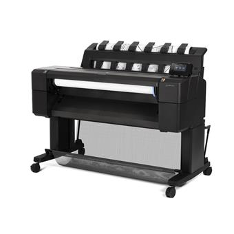 HP DesignJet T930 36-in PostScript Printer enc.HDD
