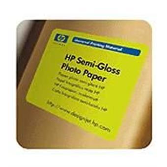 "HP Semi-Gloss Photo Paper - role 42"""