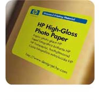 """HP High-Gloss Photo Paper - role 24"""""""