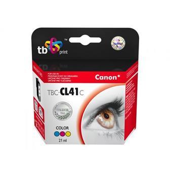 Ink. kazeta TB kompatibilní s Canon CL-41  Color