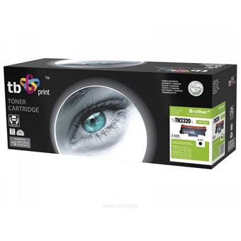 Toner TB kompatibilní s Brother TN2320,Black,2600