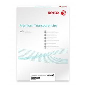 XEROX Transparency 100m A4 Plain - Mono