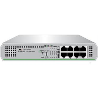 Allied Telesis 8xGB switch AT-GS910/8E