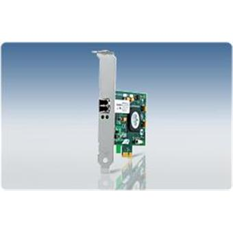 Allied Telesis PCIe SM FO GB card AT-2972LX10/LC
