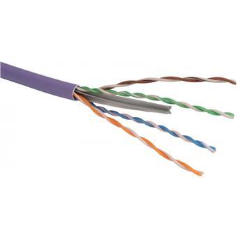 Instal.kabel Solarix CAT6 UTP LSOH Dca305m/box