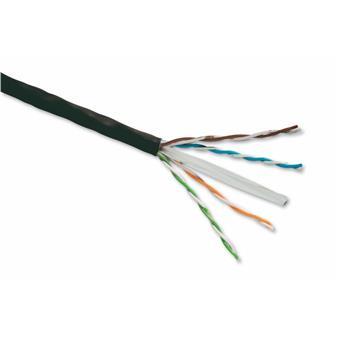 Instalační kabel Solarix CAT6 UTP PE venkovní 500m