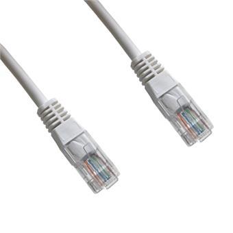 DATACOM Patch cord UTP Cat6    3m      bílý