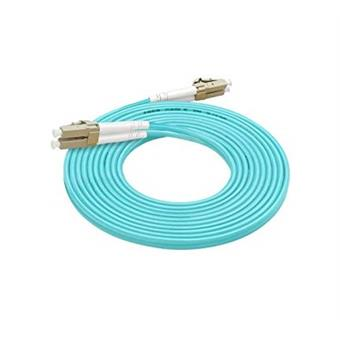 Optický patch kabel duplex LC-LC 50/125 MM 6m OM3