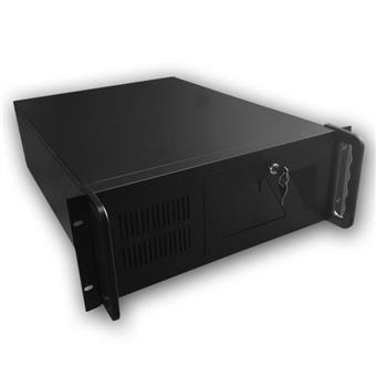 "DATACOM 19"" Case IPC 4U/585mm Černý bez PSU+ dárek myš Sony Vaio"