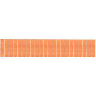 Měděná vodivá páska pro fixaci opletení, 35x9mm, 20 kusů