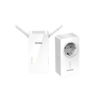 D-Link DHP-W611AV/E PowerLine WiFi N Mini Extender