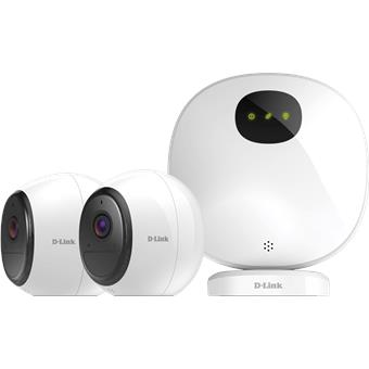 D-Link DCS-2802KT-EU mydlink Pro Wire-Free Camera kit