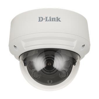 D-Link DCS-4618EK Venkovní H.265 dome kamera 8 Mpx