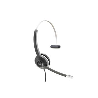 Cisco Headset 531 (Wired Single with USB-A Headset Adapter)