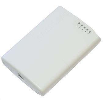 RB750P-PBr2 MikroTik Ethernet Router PowerBOX r2
