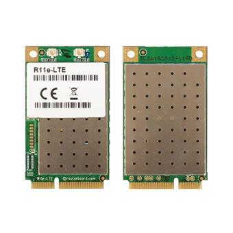 Mikrotik R11e-LTE 2G/3G/4G/LTE miniPCI-e modul