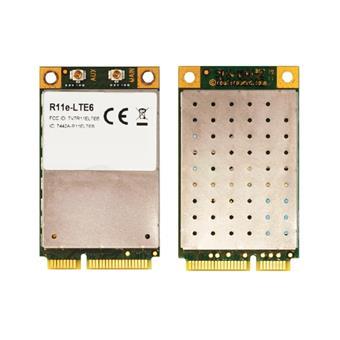 Mikrotik R11e-LTE6, 2G/3G/LTE6 miniPCI-e modul
