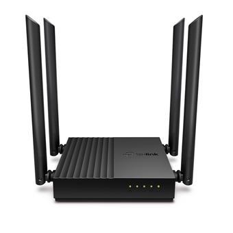 TP-Link Archer C64 AC1200 WiFi DualBand Router, 5xGb,4x anténa, Agile Config