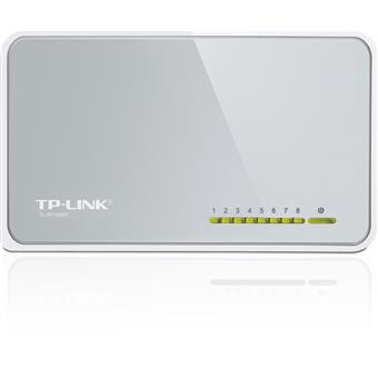 TP-Link TL-SF1008D 8x 10/100Mbps Desktop Switch