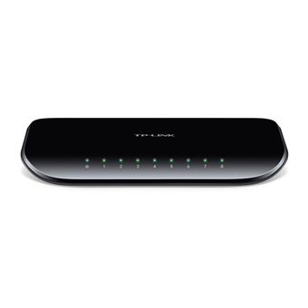TP-Link TL-SG1008D 8x Gigabit Desktop Switch