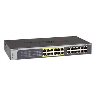 "NETGEAR 24xGb/12x PoE Plus switch;100W;JGS524PE  ""PROMO"""